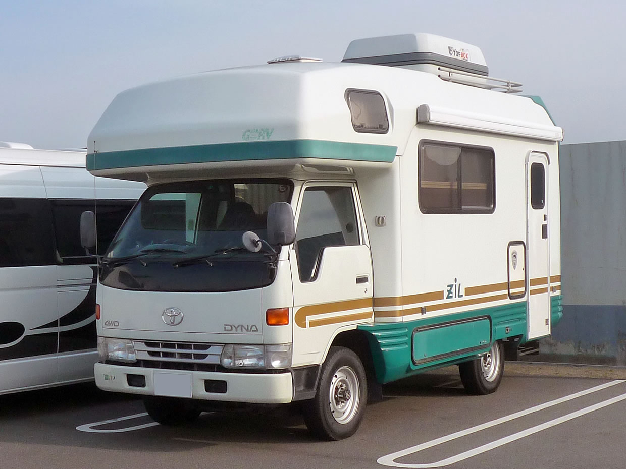 Can I Drive A Motorhome With A Car License